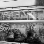 Scratch That: Graffiti, Vandalism and Scratch Art on Public Windows