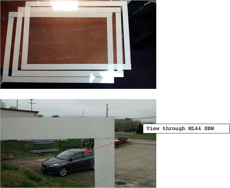 Sand Blasting Window Protection Film examples